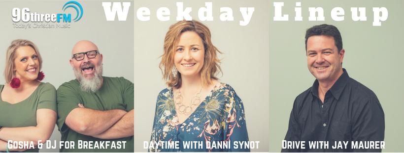 96three-weekday-lineup