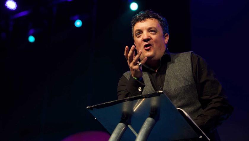 Malcolm Duncan speaking