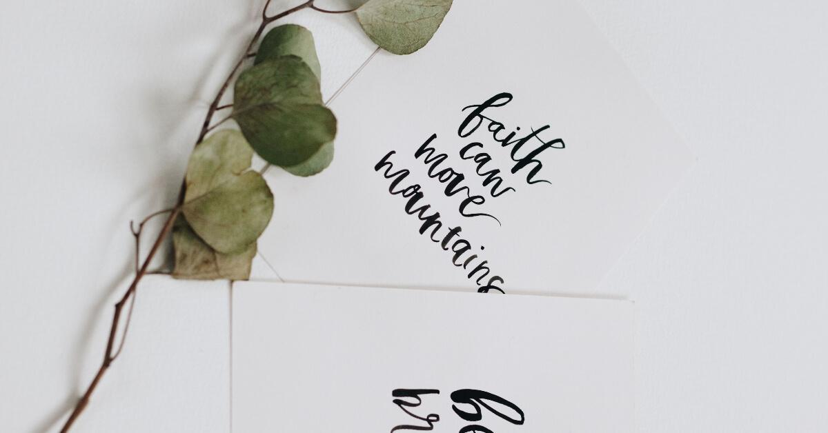 encouraging faith artworks