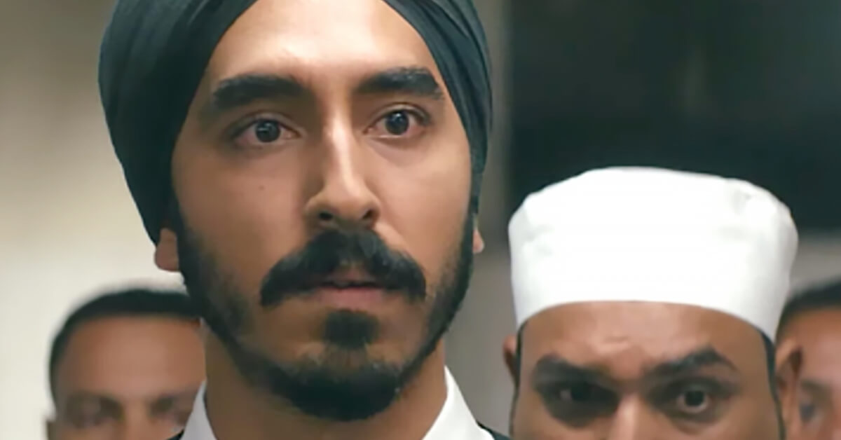 Dev Patel stars in Hotel Mumbai