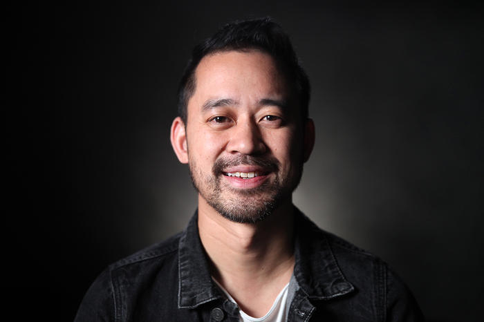 Steve Chong, a participant in the controversy-raising show Christians Like Us.
