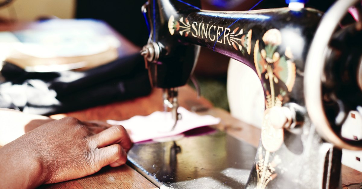 Malawi Sewing Machine