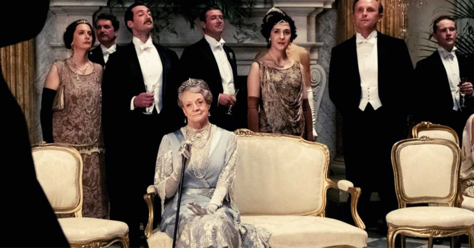 Downtown Abbey Movie