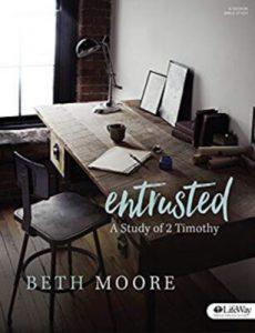 Entrusted