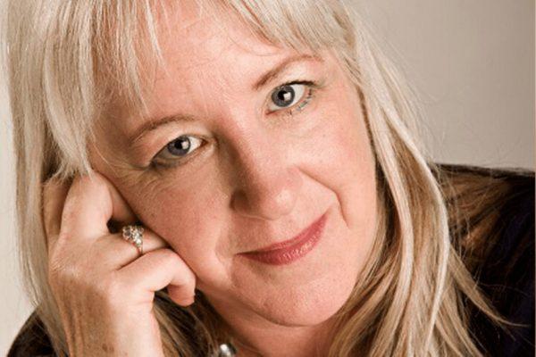 headshot of author Donna Ward
