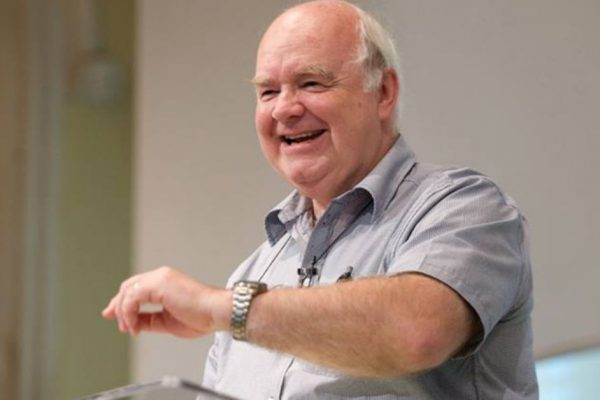 photo of john lennox