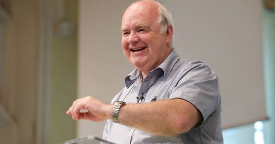photo of john lennox