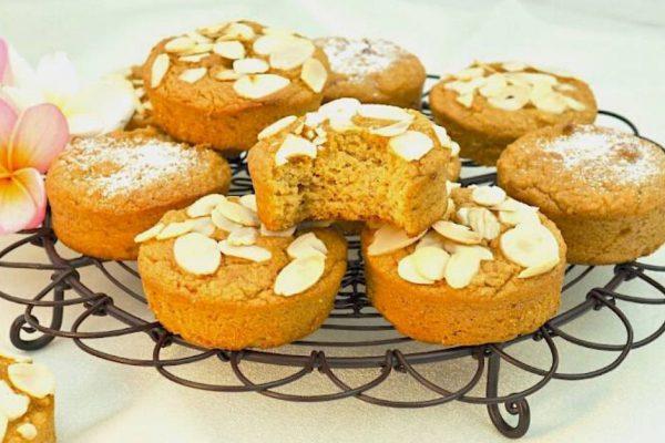 photo of susan joy's orange almond mini cakes