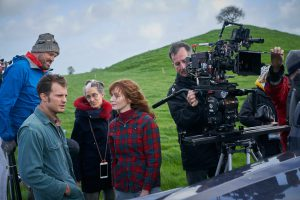 wild mountain thyme behind the scenes